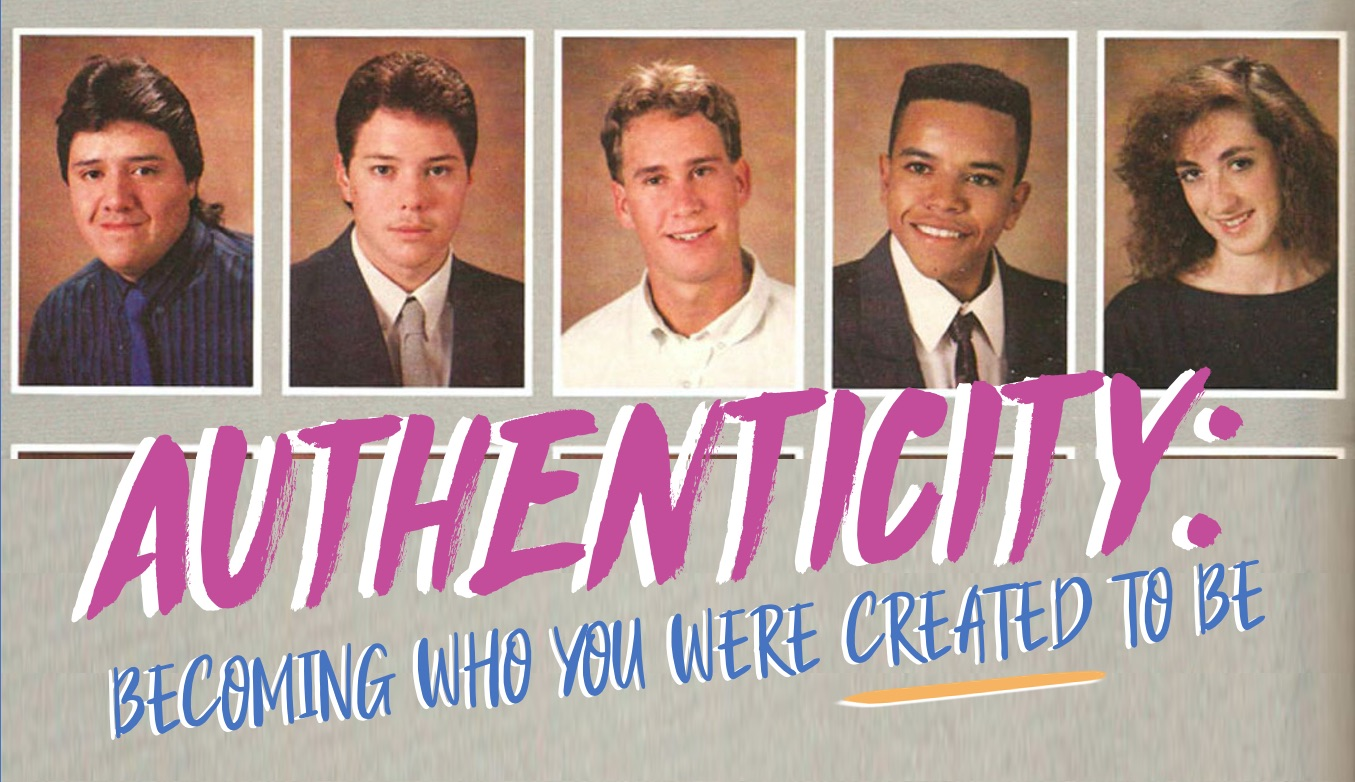 Authenticity Challenge Sermon Series