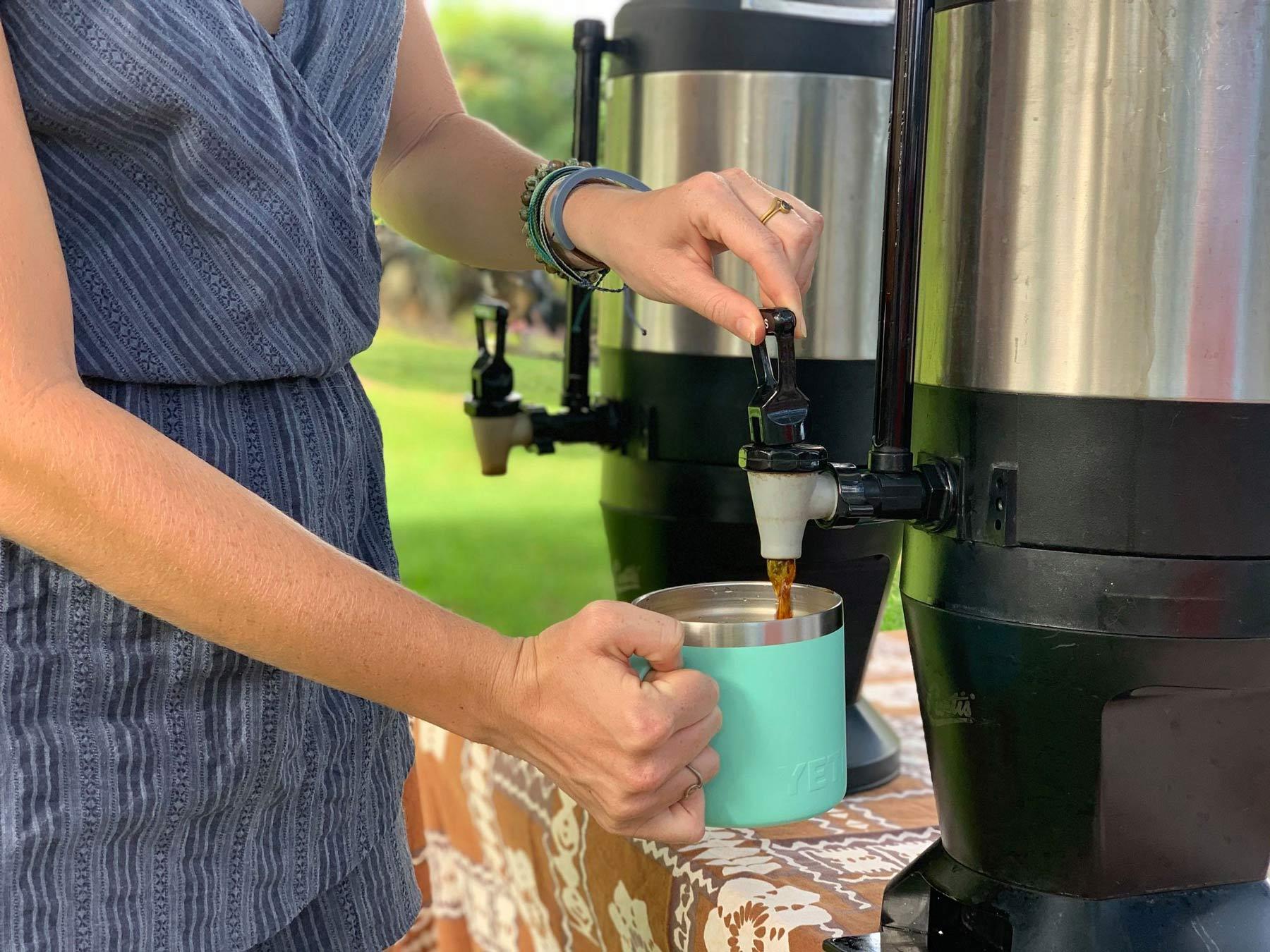 Koko Crater Kailua Coffee