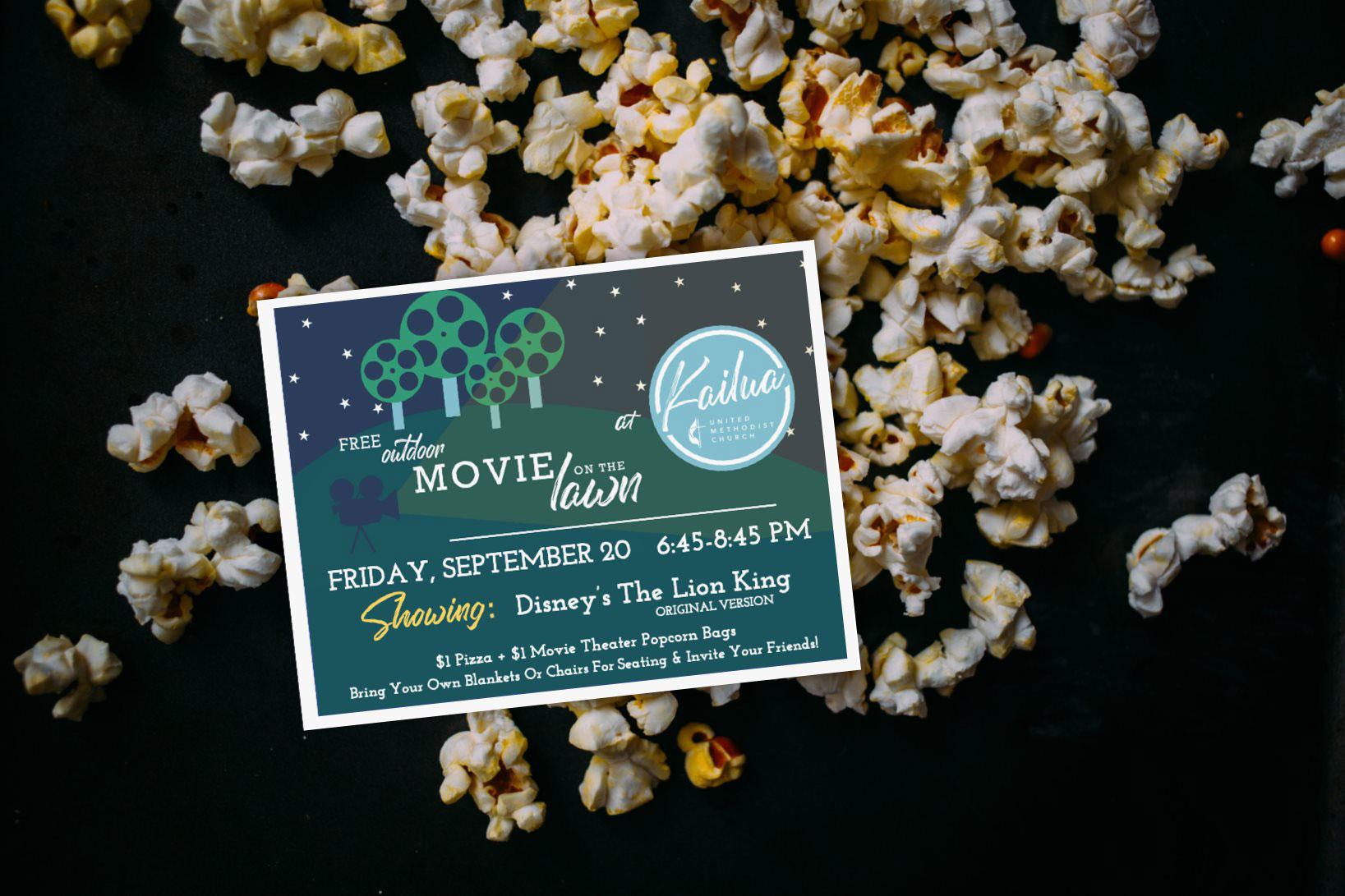 Kailua Free Family Movie Night