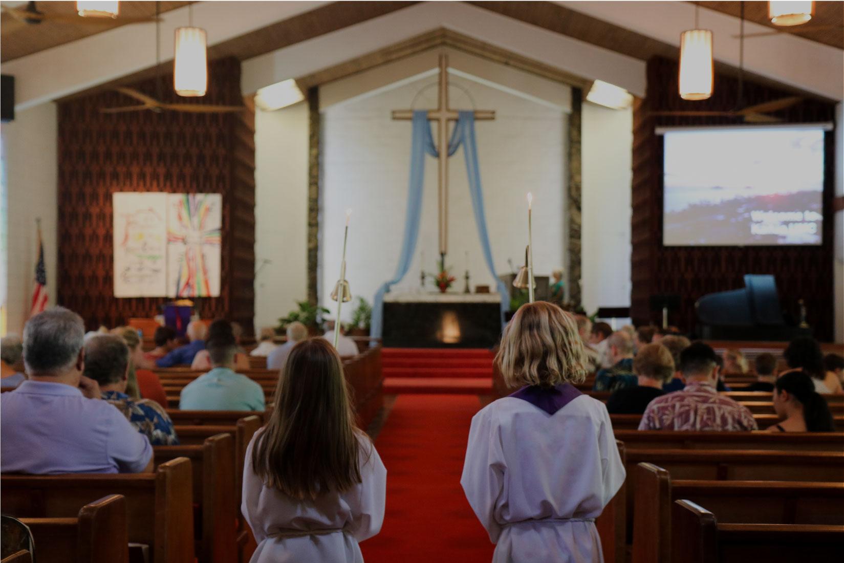Visit Methodist Church Oahu
